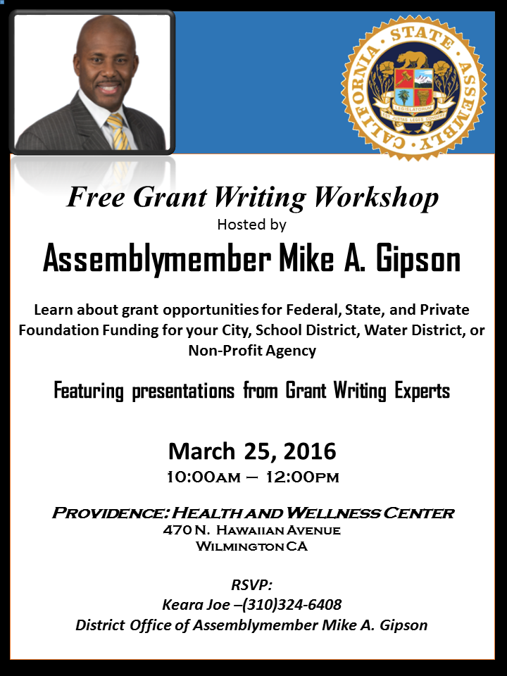 Mike Gipson Flier w state seal  3D