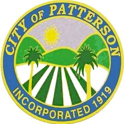 City of Patterson logo