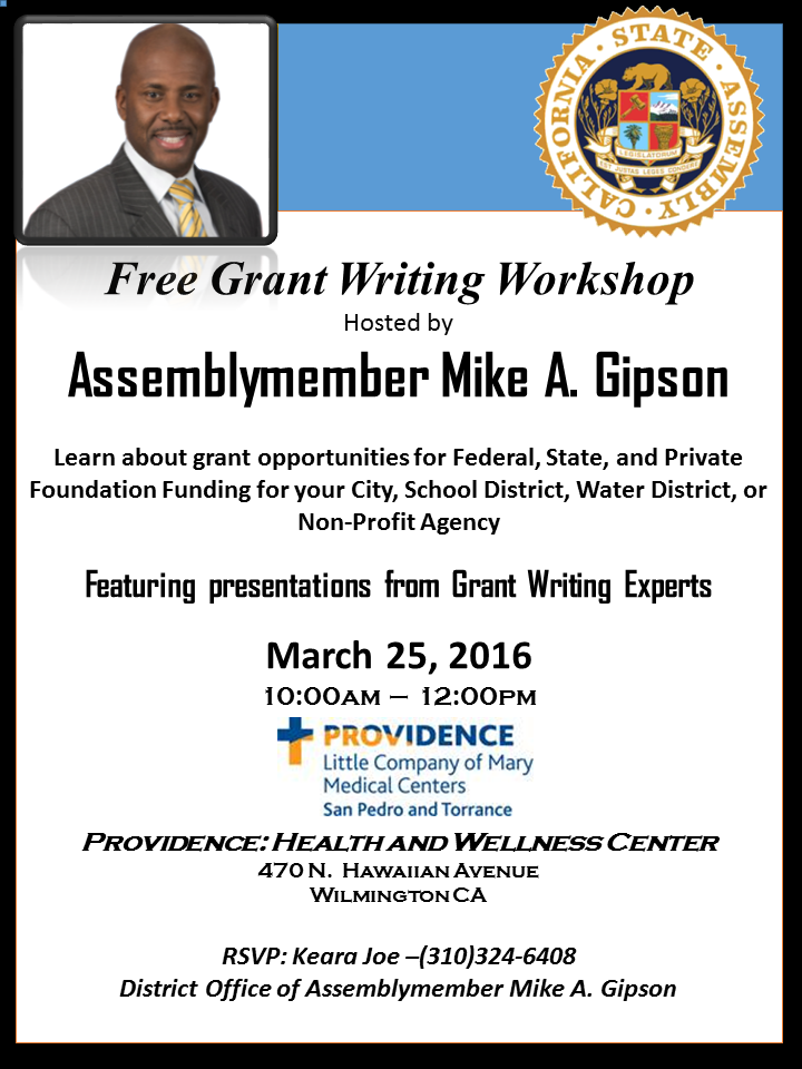 Mike Gipson Flier w state seal  3D and providence 2-22-16